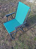 """Крісло для пікніка, кемпінгу, відпочинку на природі, рибальства, стілець туристичний """"Комфорт-БР"""""""