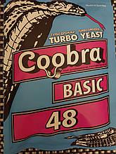 Дрожжи Турбо Coobra Basic 48