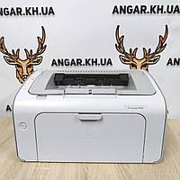 Принтер бу лазерный ч/б HP LaserJet P1005