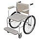 Кресло-каталка для транспортировки пациента КВК-1, фото 2