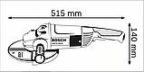 Угловая шлифмашина Bosch GWS 22-230 H Professional, фото 2