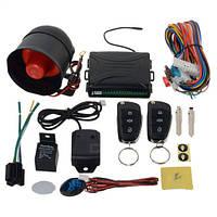 Cигнализация автомобильная универсальная Car Alarm System 12v Hight Tech Авто сигнализация Original size