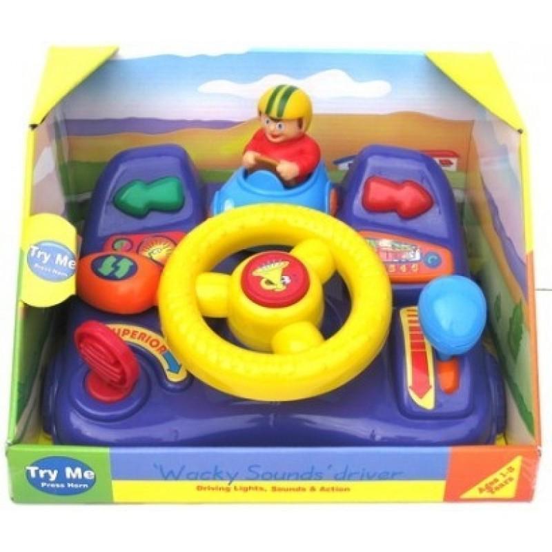 """Развивающая игрушка """"Автотренажер"""" 43992"""