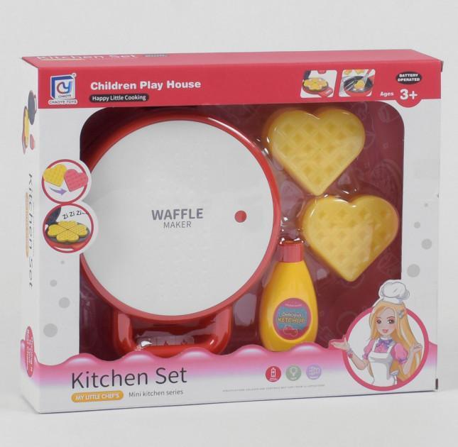 Дитячий набір Вафельниця Star Toys Factor Co (818-251) Різнобарвний