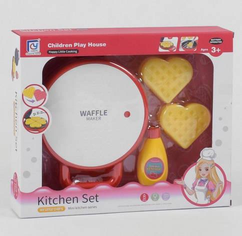 Дитячий набір Вафельниця Star Toys Factor Co (818-251) Різнобарвний, фото 2