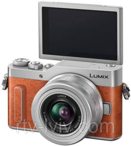Фотоапарат Panasonic LUMIX DC-GX880K + 12-32 mm