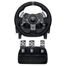 Комплект (кермо, педалі) Logitech G920 Driving Force (941-000123)