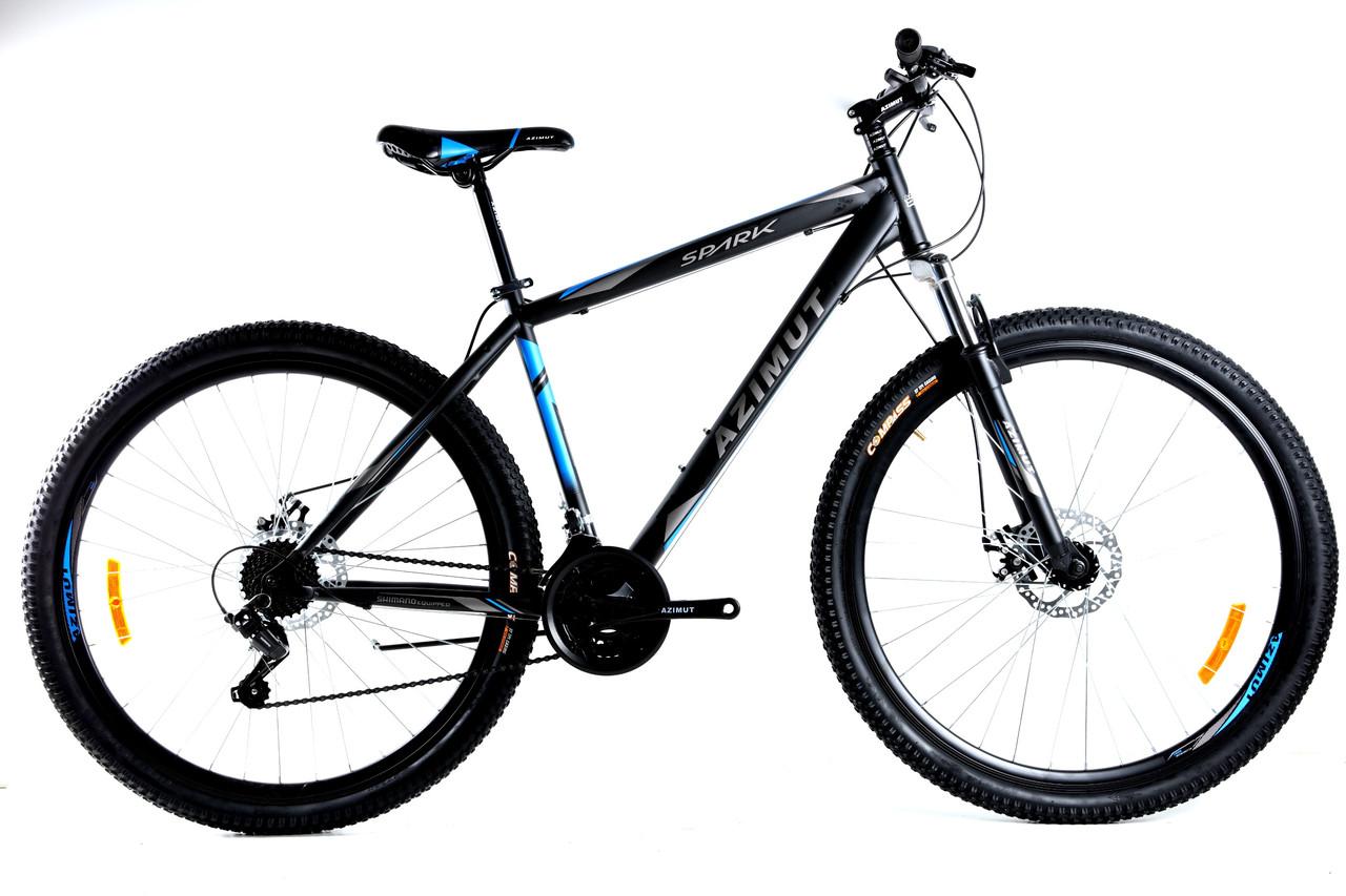 Горный велосипед 29 дюймов 19 21 рама Spark Азимут FR/D 2020
