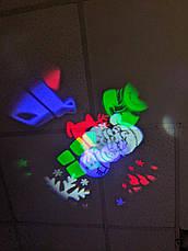"""Проектор комнатный 4 режима LED Projection Light """"Новый Год"""", фото 2"""