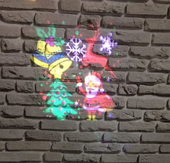 """Проектор комнатный LED Projection Light """"Новый Год"""", фото 2"""