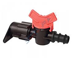 Кран для трубки DP под рукав LFT