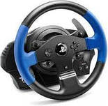 Руль Thrustmaster T150 Force Feedback Official Sony licensed Black (4160628), фото 2
