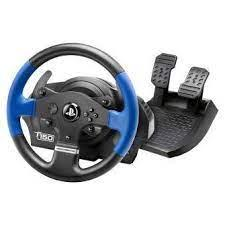 Руль Thrustmaster T150 Force Feedback Official Sony licensed Black (4160628)