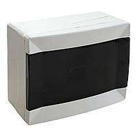Распределительный  щит пластиковый накладного монтажа 6 модулей