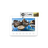 Кольоровий домофон NeoLight Omega + HD WF White