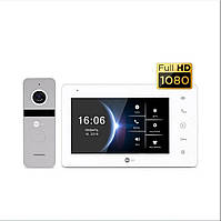Комплект домофона Neolight NeoKIT HD+ (Silver, Graphite)
