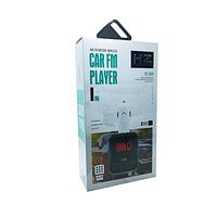 Автомобильный MP3 FM модулятор HZ H6 трансмиттер ФМ с пультом