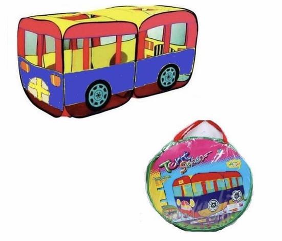 Дитячий намет Автобус 999-20, фото 2