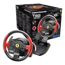 Руль Thrustmaster PC/PS3/PS4 T150 Ferrari Wheel with Pedals (4160630)