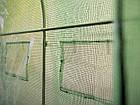 Теплиця парник з вікнами 9 м² 4.5 х 2 х 2 м для дачі, городу, фото 5
