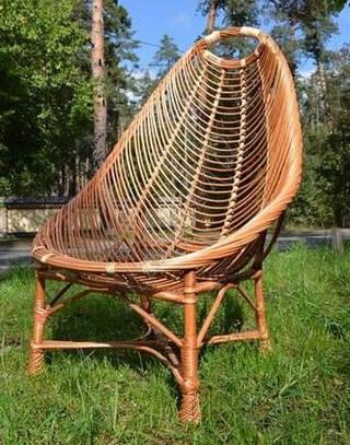 Плетеное кресло, Кресло Для Отдыха