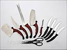 Набор кухонных ножей Contour Pro Knives, фото 4