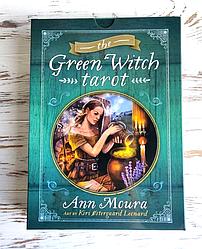 Набір таро зеленої відьми The Green Witch Tarot