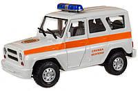 Машинка УАЗ Служба Безпеки