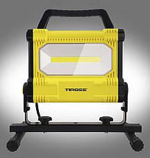 Фонарь рабочий переносной Tiross TS-1847 30w LED COB, фото 2