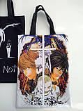 """Еко-сумка """"Death Note"""" 08, фото 3"""