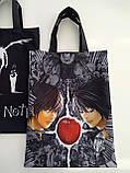 """Еко-сумка """"Death Note"""" 08, фото 2"""