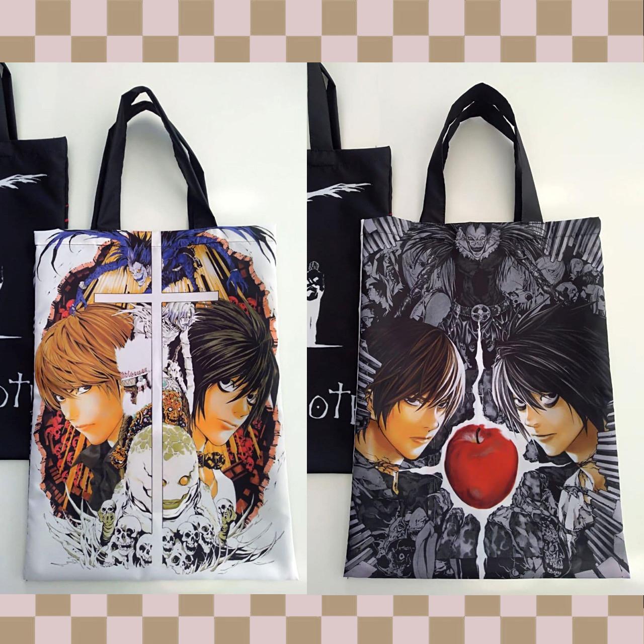 "Еко-сумка ""Death Note"" 08"