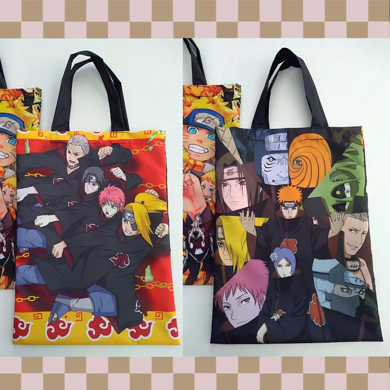 """Еко-сумка """"Naruto"""" 05"""