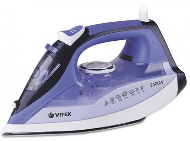 Утюг VITEK VT-1239  керамика, фото 2
