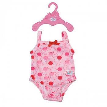 Одяг для ляльки BABY born - Боді S2 (рожеве)  830130-1