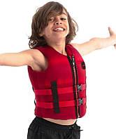 Страхувальний Жилет дитячий Neoprene Vest Youth Red