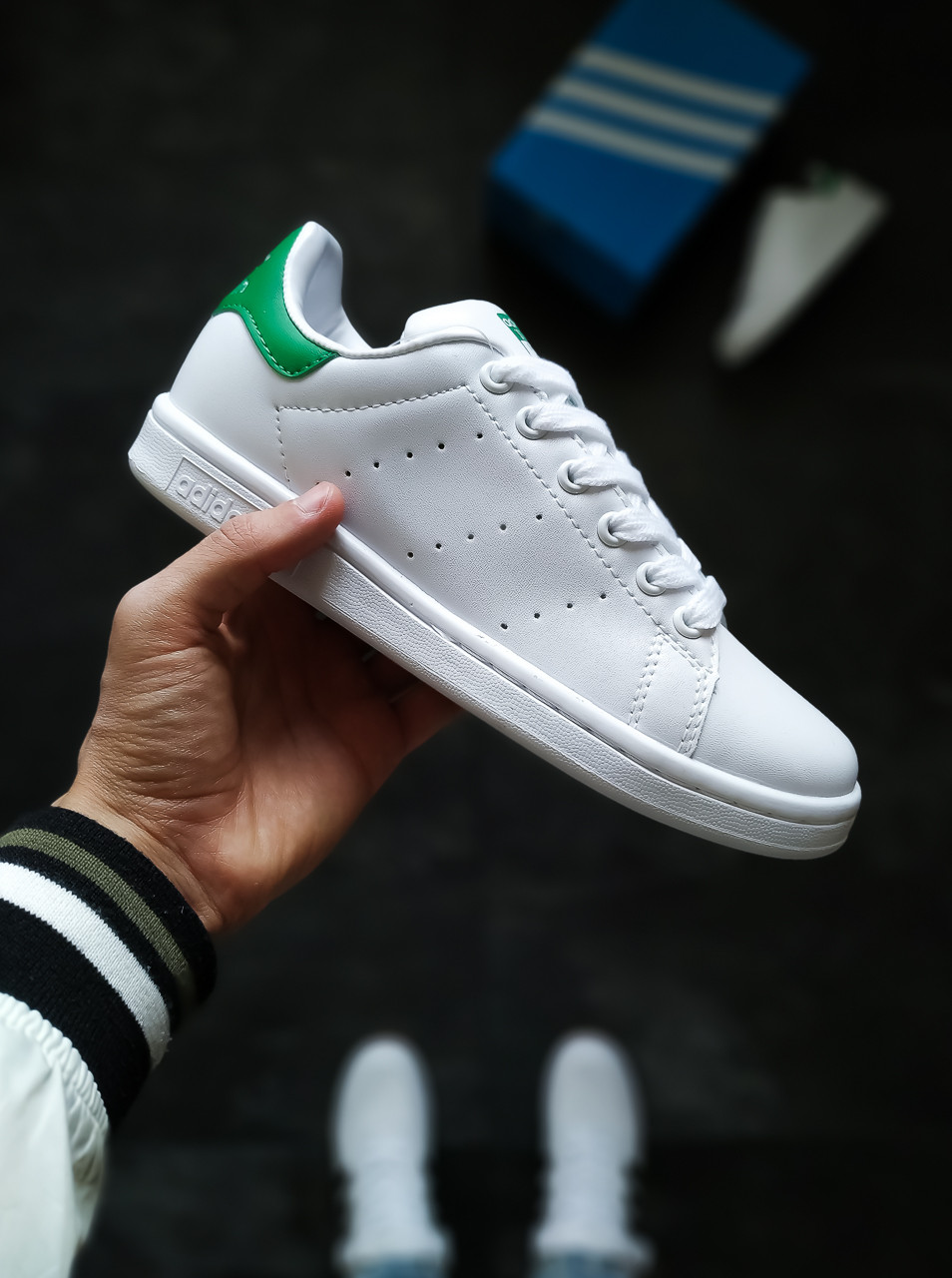 Кросівки жіночі Adidas Stan Smith білі