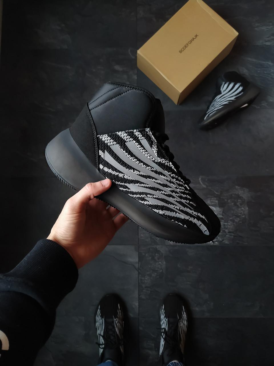 Мужские кроссовки Yeezy Basketball Quantum Черные