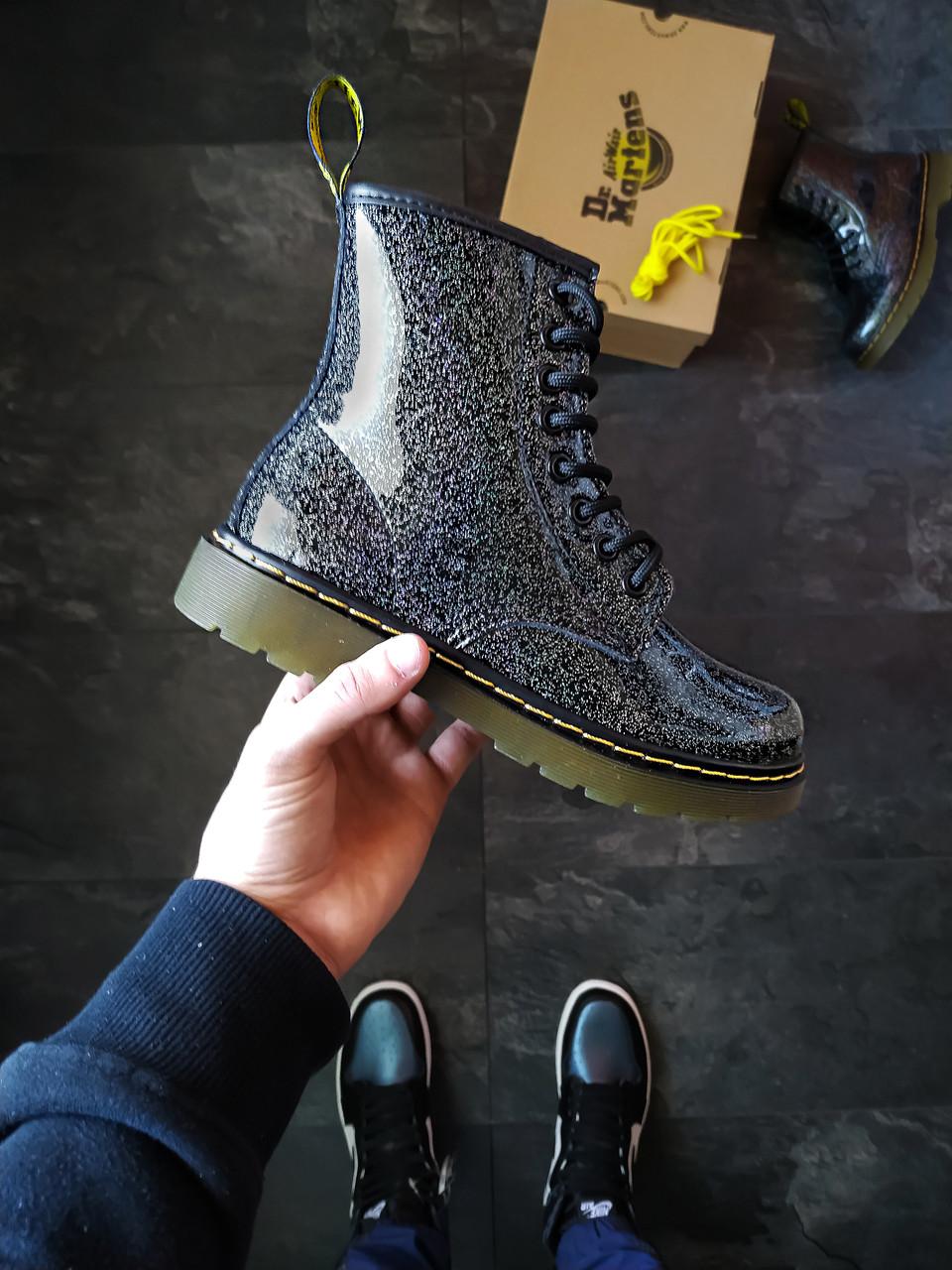 Жіночі черевики Dr. Martens boots galaxy