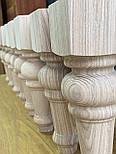 Меблеві ніжки і опори для дивана / Код: Ніжка-02, фото 2