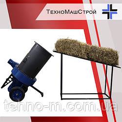 Універсальний дробильний агрегат ІН-1000 (подрібнювач сіна, соломи, тирси, стружки)