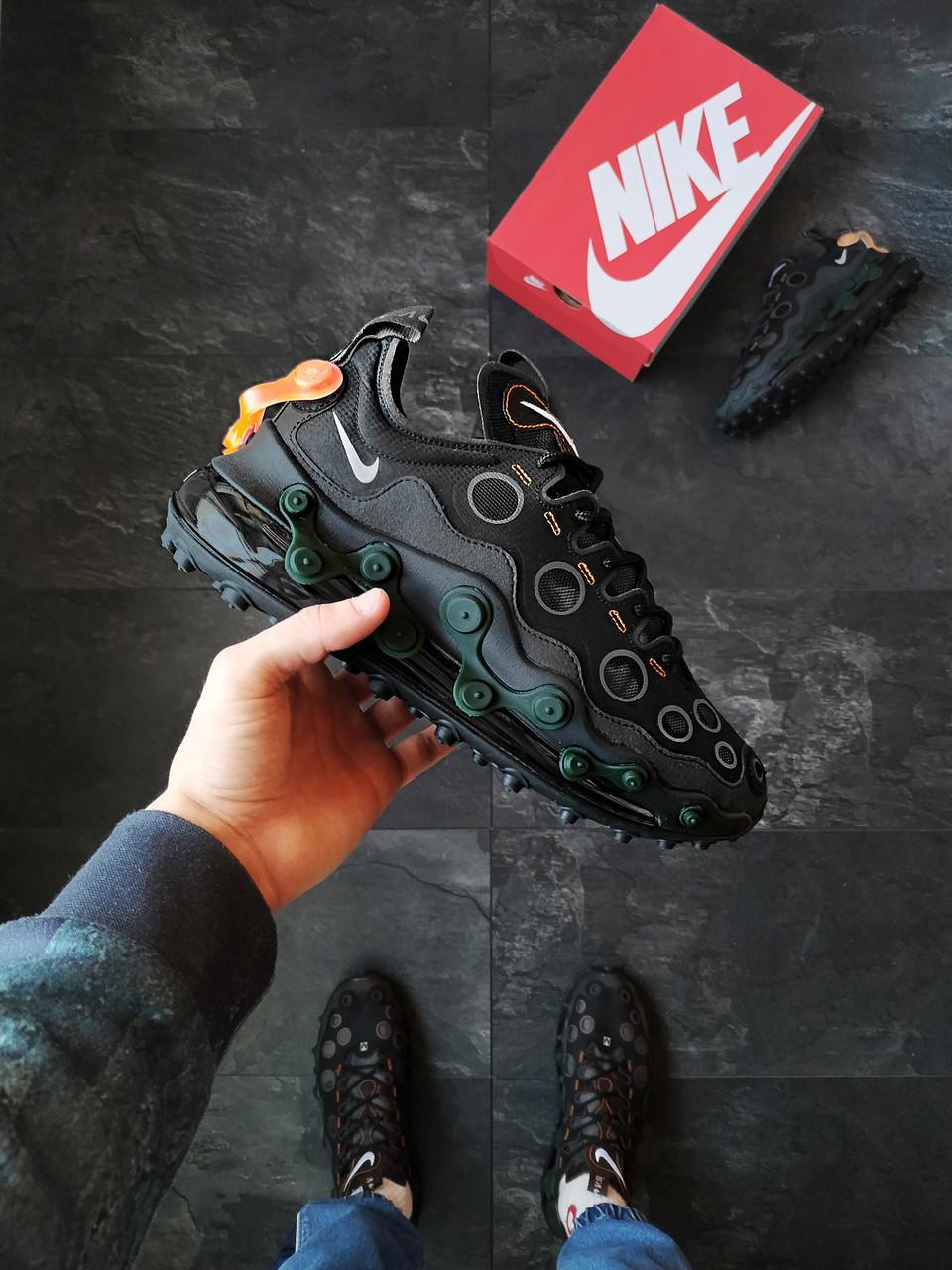 Кроссовки мужские Nike  Air Max 720 ISPA  Черные