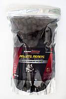 Пеллетс карповый, пеллетс для рыбалки, пеллетс Carp Drive Black Premium Halibut (премиум класcа) 14 мм 900гр, фото 1