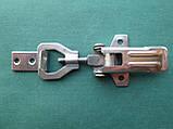 Нержавеющая защелка патефонная с регулировкой длины, фото 4