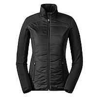 Кофта Eddie Bauer Womens IgniteLite Hybrid Jacket BLACK (M)