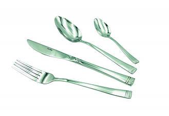 Набор столовых приборов Con Brio CB-3913 из 24 предметов нержавеющая сталь |  ложки, вилки, ножи Con Brio