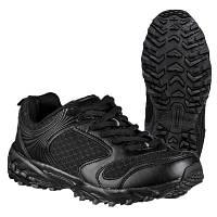 Кроссовки оригинальные черные MIL-TEC BW Outdoor Black 12883000