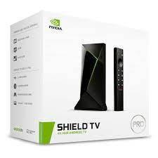 Стаціонарний медіаплеєр NVIDIA Shield TV Pro 945-12897-2505-101