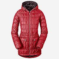 Куртка Eddie Bauer Women Super Sweater Down Jacket CHERRY (XS)