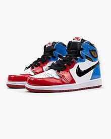 Жіночі кросівки Nike Air Jordan 1 Hi OG FEARLESS